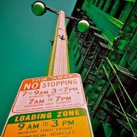 Cityspeak Signs by Jon Armstrong.