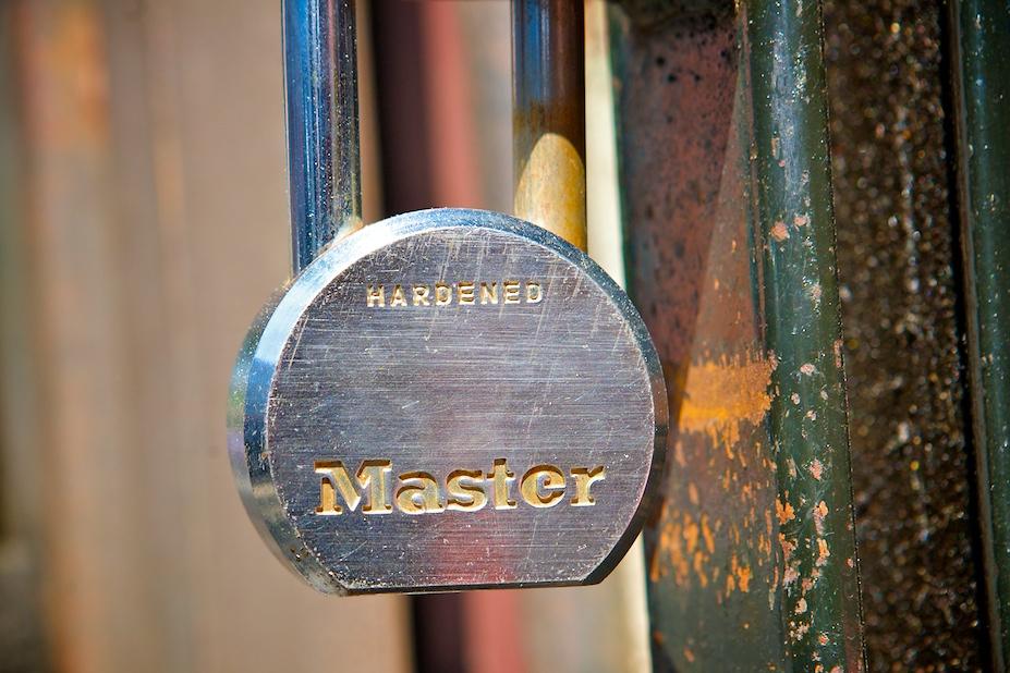 Hardened Master – Master Lock – New York