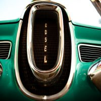 Blue Edsel Grill | Blurbomat.com
