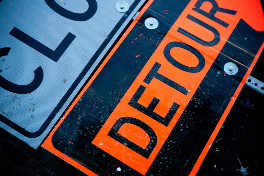 Detour on the Floor