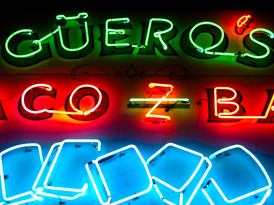 Gueros by Jon Armstrong for blurbomat.com.