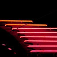 Neon Detail - Neon sign, Rural Utah   Blurbomat.com