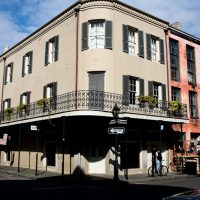 Beautiful Afternoon - French Quarter - New Orleans | Blurbomat.com