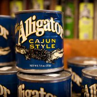 Canned Alligator - New Orleans | Blurbomat.com