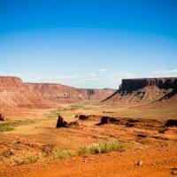 Descent From Hurrah Pass - Moab, Utah | Blurbomat.com