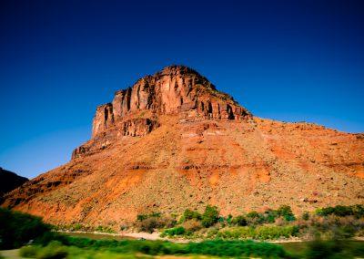 River Mesa - Colorado River - Moab, Utah | Blurbomat.com