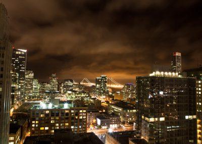 13 Seconds Over SOMA - San Francisco | Blurbomat.com
