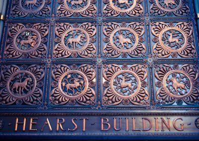 San Francisco Hearst Building | Blurbomat.com