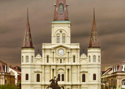 St. Louis Cathedra, New Orleansl   Blurbomat.com