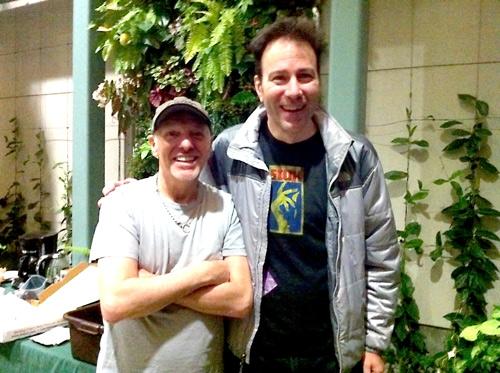 jon and peter frampton
