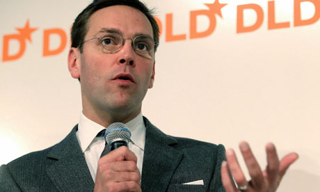 James Murdoch's press adviser resigns