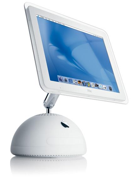 2002 iMac G4