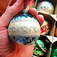 Vintage Ornament | Blurbomat.com