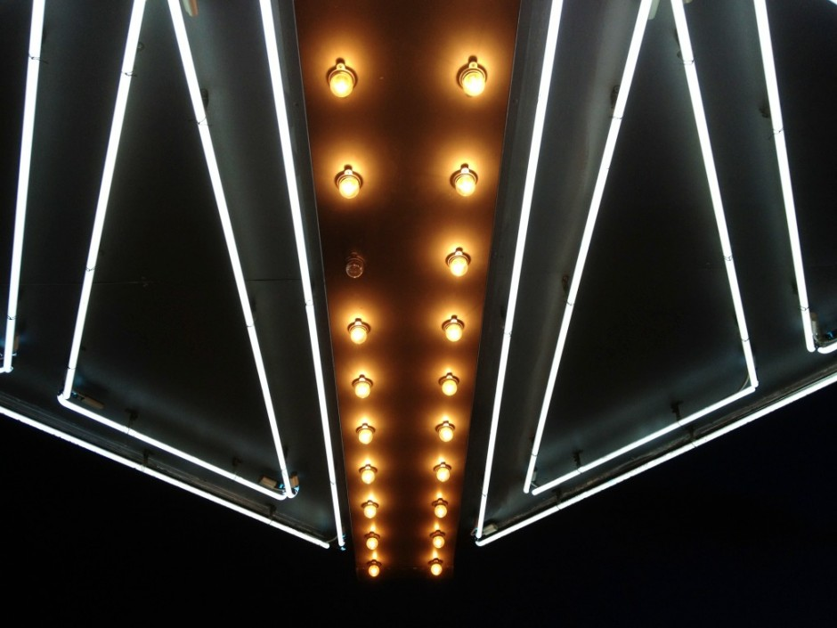Jon Armstrong - Blurbomat - iPhone 4S photo, neon, night, iphoneography