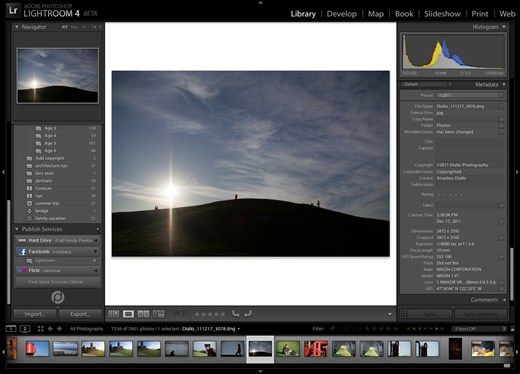 Lightroom 4 Public Beta is Available