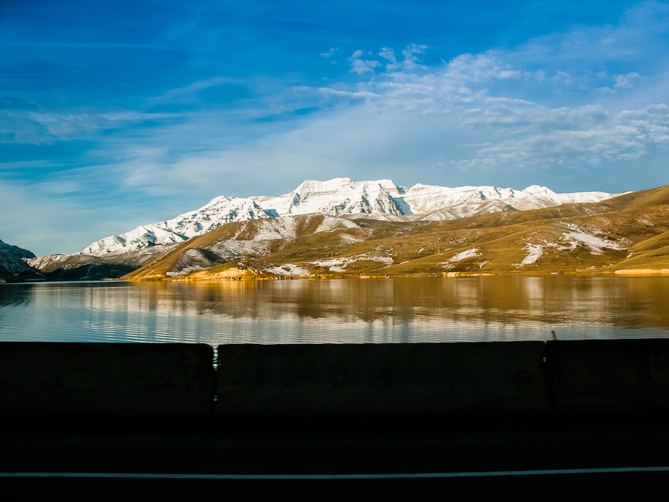 Reflected Mount Timpanogos