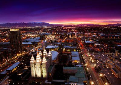 25 Seconds Over Salt Lake City   Blurbomat.com
