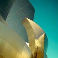 Disney Hall - Los Angeles, California | Blurbomat.com