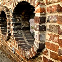 Brick Portholes - Knoxville, Tennessee | Blurbomat.com