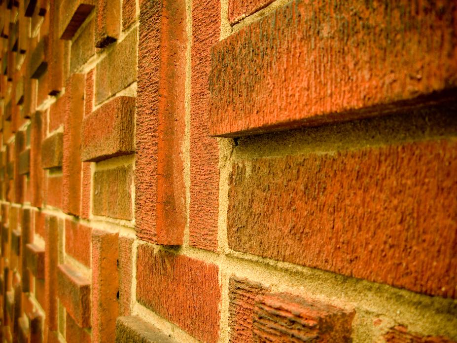 Bricks (detail)