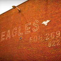 Blurbomat - Jon Armstrong - Eagles. BPOE, Knoxville, architecture, bricks, type