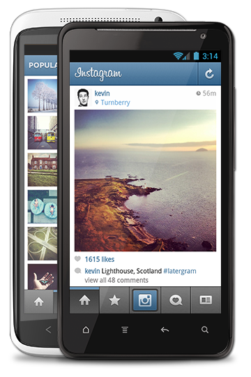 Just in Case You Didn't Already Know This: Instagram for Android is Available