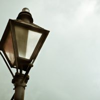 Gas Street Lamp | Blurbomat.com