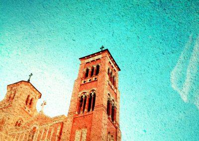 Outer Sunset Church   Blurbomat.com