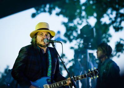 Jeff Tweedy of Wilco at Red Butte Garden Amphitheater | Blurbomat.com