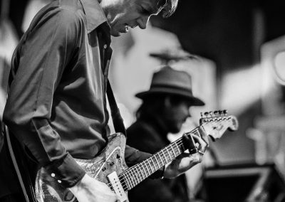 Nels Cline of Wilco at Red Butte | Blurbomat.com