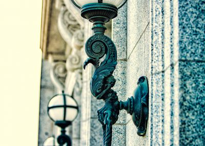 Capitol Sconce | Blurbomat.com