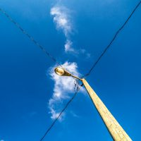 Streetlight Crossing | Blurbomat.com