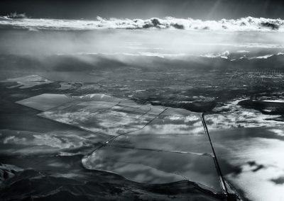 North End of the Great Salt Lake | Blurbomat.com