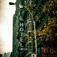Hotel Chelsea by Jon Armstrong.