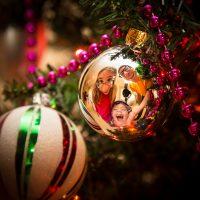 Merry Christmas from Leta, Marlo and Jon Armstrong