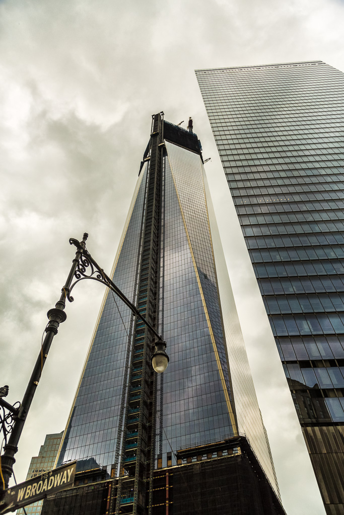 One World Trade Center: Recovery & Rebirth