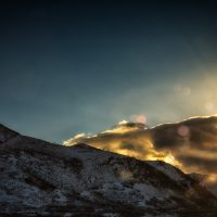 Jon Armstrong - blurbomat.com - Bokeh Sunrise