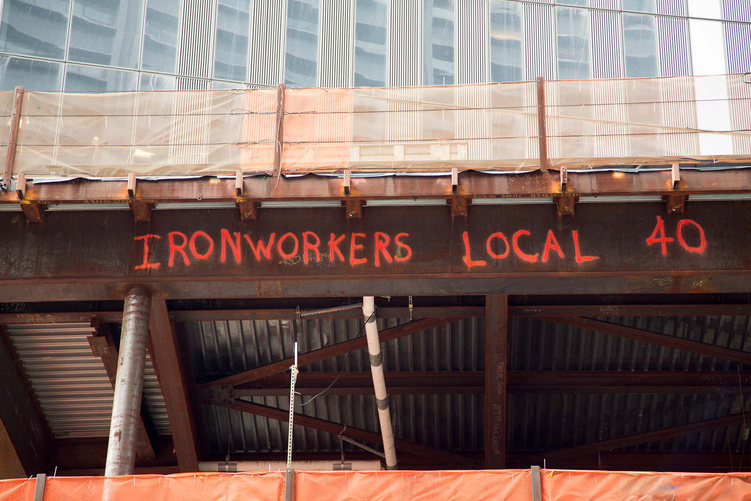 Ironworkers Local 40