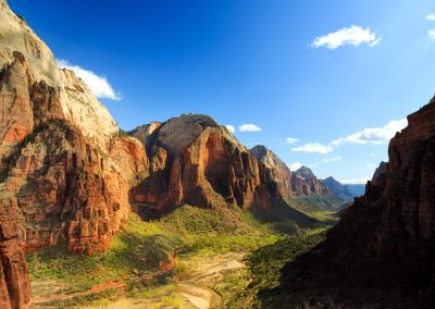 Zion Canyon with Shuttle | Blurbomat.com