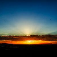 Jon Armstrong - Blurbomat.com, sunset, Great Salt Lake, Salt Lake City, Utah, Summer