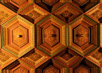 Hexagons and Diamonds | Blurbomat.com