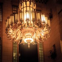 Chandelier: Chicago Interior | Blurbomat.com