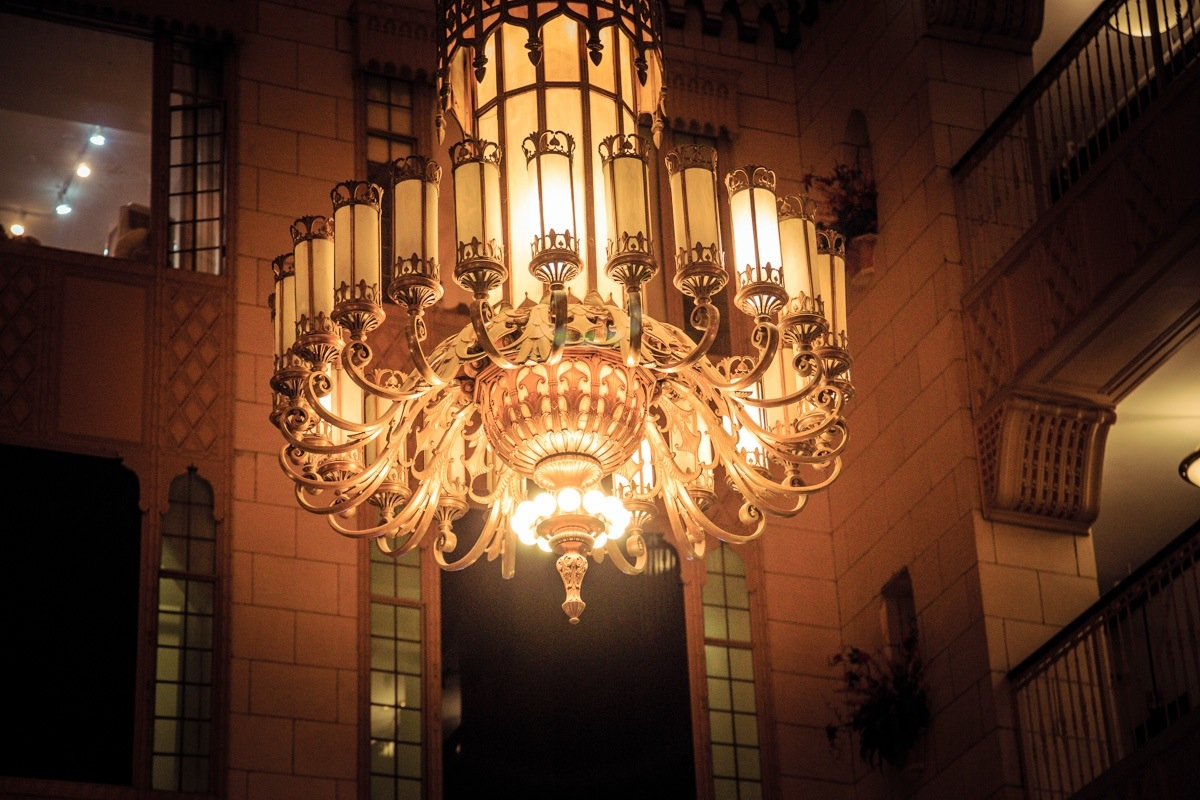 Chicago chandelier