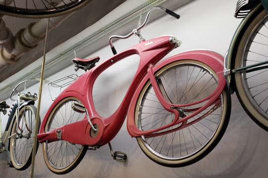Spacelander grande vintage bicycle