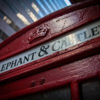 Elephant & Castle by Jon Armstrong for Blurbomat.com -