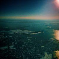 Morning Flight on Approach | Blurbomat.com