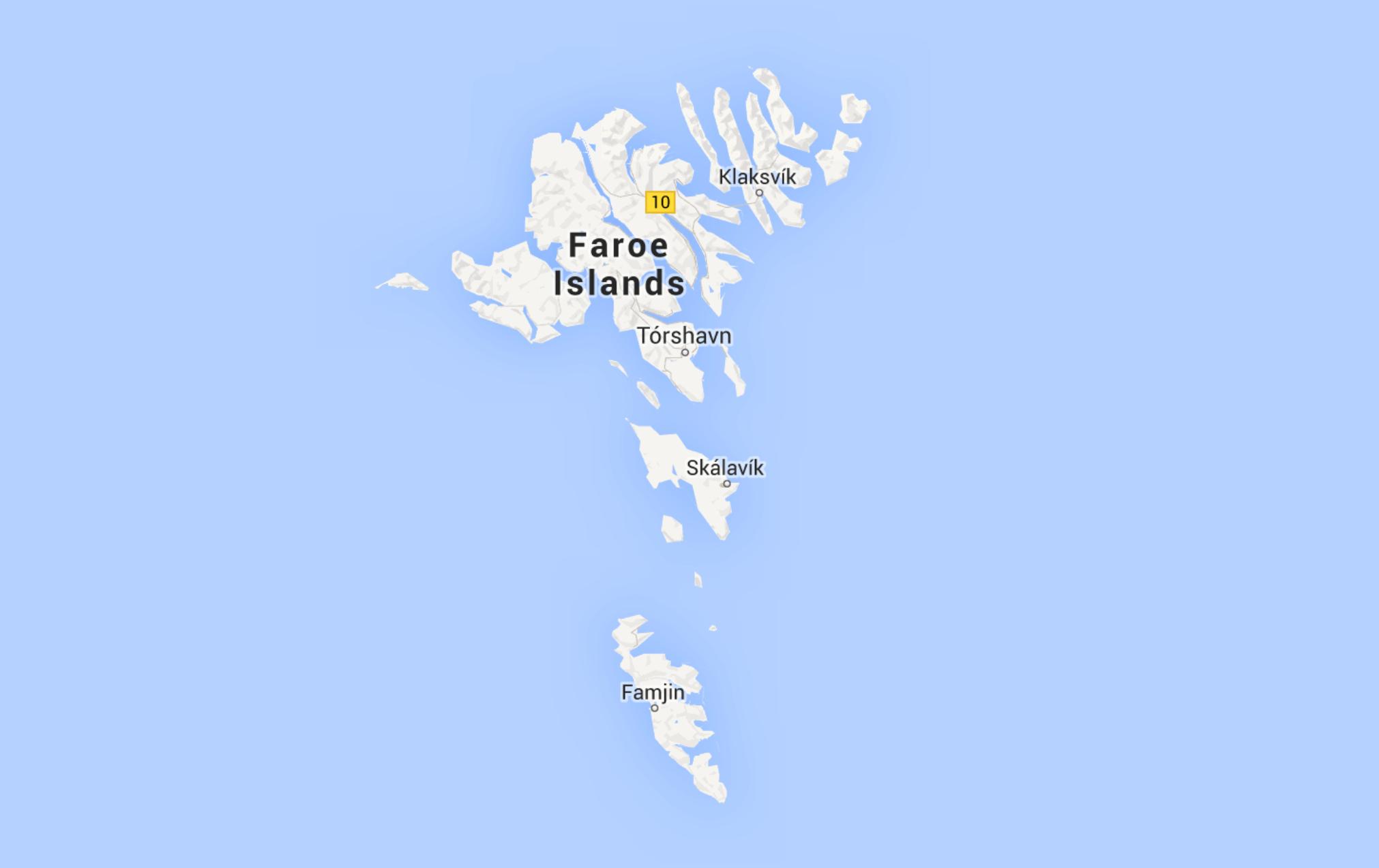 Faroe Islands – I'm Headed Your Way