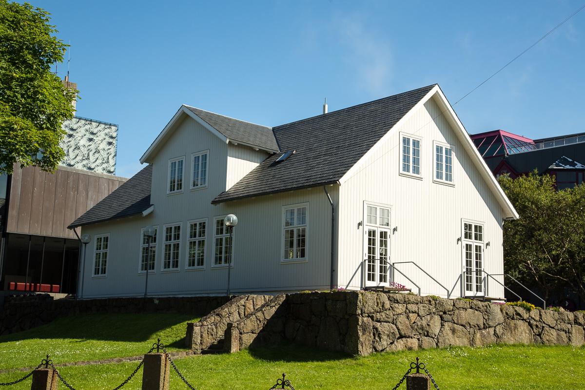 Løgting, Faroe Parliament House - Blurbomat.com image