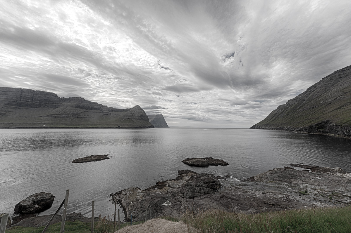 Borðoy, Faroe Islands. by Jon Armstrong for Blurbomat.com.