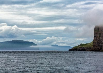 Unusual clouds on the ferry to Suðuroy, Faroe Islands. | shot by Jon Armstrong for Blurbomat.com